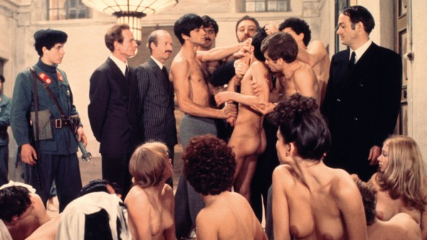 Salò, ou os 120 Dias de Sodoma, de Pier Paolo Pasolini. Se for pra comparar, o vídeo do Youtube é fichinha.