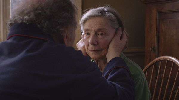 Amour, Michael Haneke. Surpresa no LAFCA?