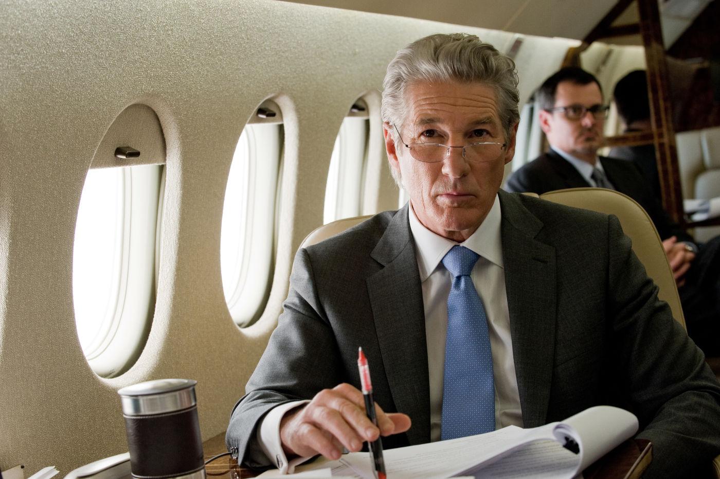 Richard Gere em A Negociação (foto por OutNow.CH)