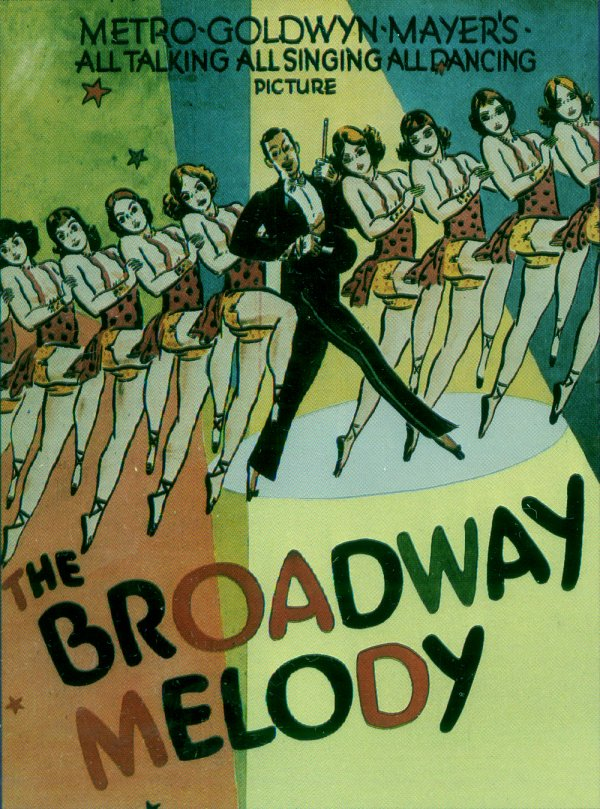 Melodia da Broadway, de Harry Beaumont