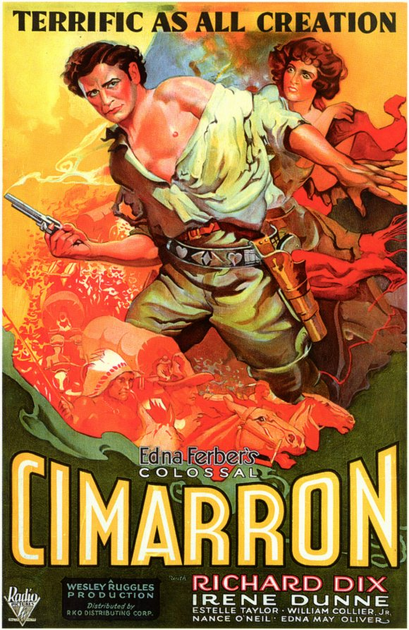 Cimarron, de Wesley Ruggles
