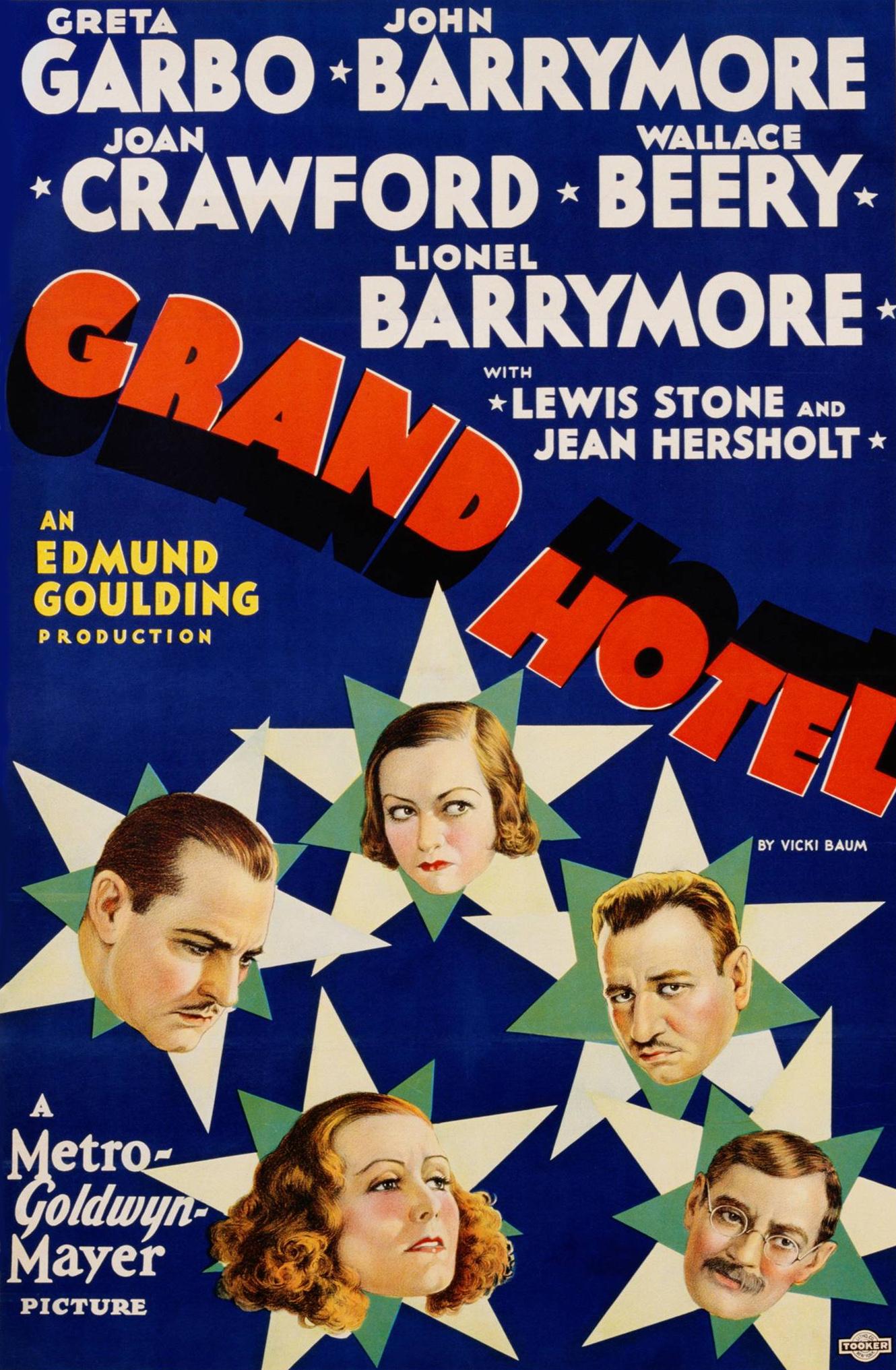 Grande Hotel, de Edmund Goulding