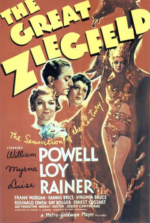 Ziegfeld, o Criador de Estrelas, de Robert Z. Leonard