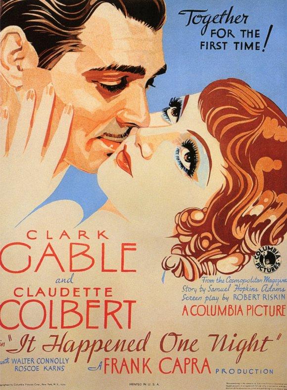 Aconteceu Naquela Noite, de Frank Capra