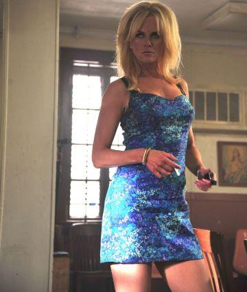 De recatada na vida real para putinha na ficção, Nicole Kidman agrada a crítica em The Paperboy (foto por OutNow.CH)
