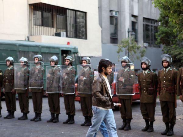 O único representante do continente sul-americano: o chileno No, de Pablo Larraín, estrelado por Gael García Bernal