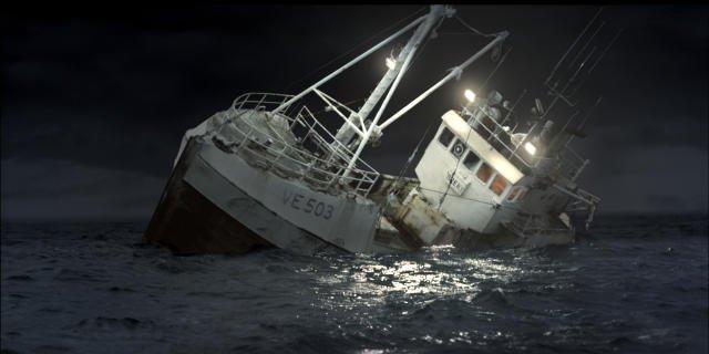 O islandês The Deep