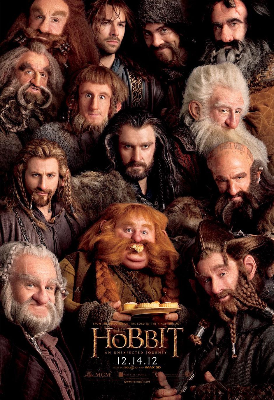 Nova galeria de personagens de J.R.R. Tolkien em O Hobbit: Uma Jornada Inesperada