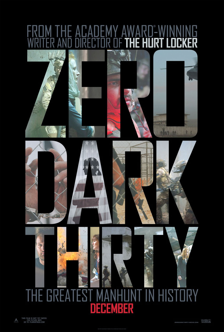 Zero Dark Thirty, de Kathryn Bigelow