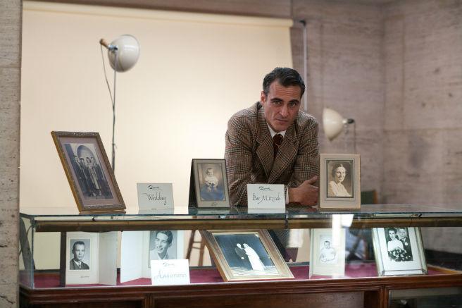 Podem Joaquin Phoenix e os demais atores salvar The Master do esquecimento? (foto por BeyondHollywood.com)