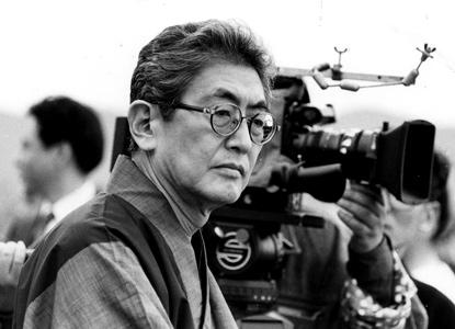 Nagisa Ôshima em ação(photo by empireonline.com)