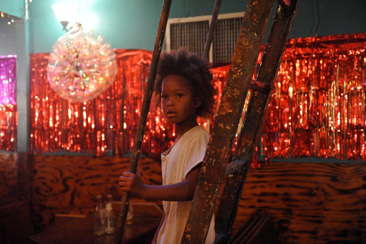 A nova recordista da categoria aos 9 anos Quvenzhané Wallis. Muitos acreditavam que ela ficaria restrita a prêmios de Melhor Revelação.