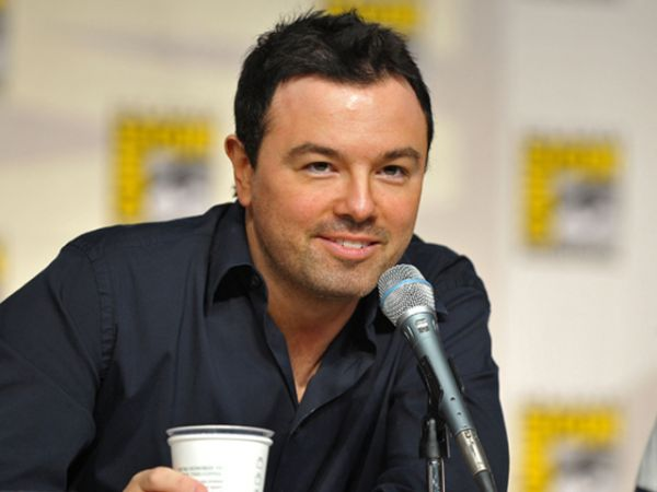 O host do Oscar 2013 Seth MacFarlane