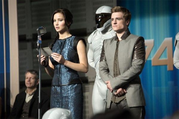 Jogos Vorazes: Em Chamas: Jennifer Lawrence em ascensão