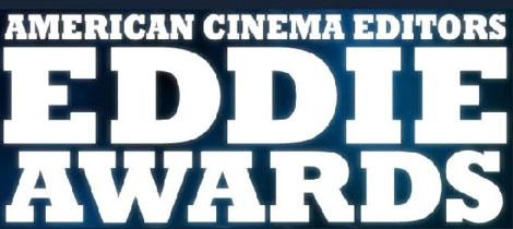 O prêmio do Sindicato de Montadores, o famoso Eddie (de Editors) - photo by goldderby.com
