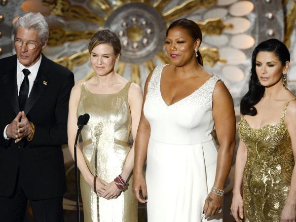 Na foto não parece tanto, mas Renée Zellwegger estava sob efeito de narcóticos (photo by arts.nationalpost.com)