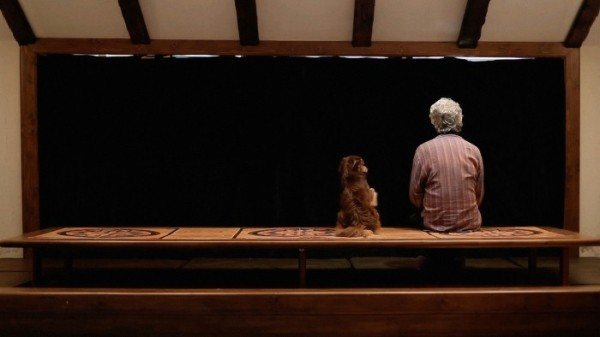 Novo trabalho do diretor Jafar Panahi, Closed Curtain (photo by http://www.berlinale.de/)
