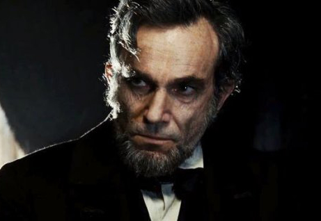 Daniel Day-Lewis em Lincoln (photo by theartsdesk.com)