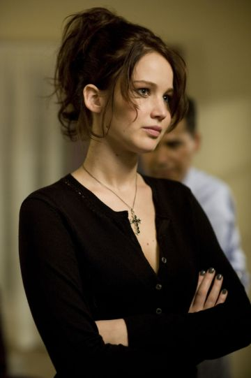 Jennifer Lawrence em O Lado Bom da Vida (photo by CineMagia.ro)