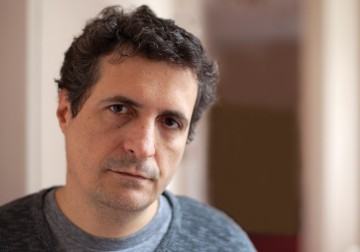 O diretor brasileiro Kleber Mendonça (photo by revistadecinema.uol.com.br)