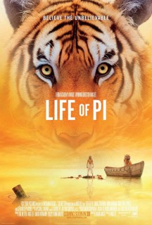 As Aventuras de Pi, de Ang Lee