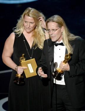 ...e Per Hallberg e Karen M. Baker por 007 - Operação Skyfall também (photo by muckrack.com)