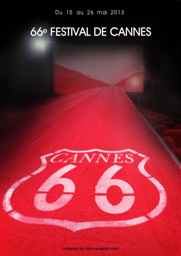 Pôster da 66ª edição do Festival de Cannes