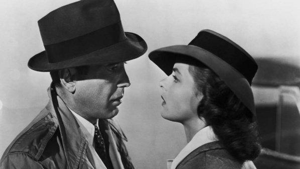 Cena antológica do roteiro de Casablanca, o primeiro colocado da lista da WGA