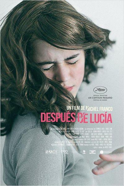 Pôster original de Depois de Lúcia, de Michel Franco