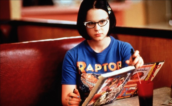 Thora Birch em Ghost World - Aprendendo a Viver (photo by frontroomcinema.com)
