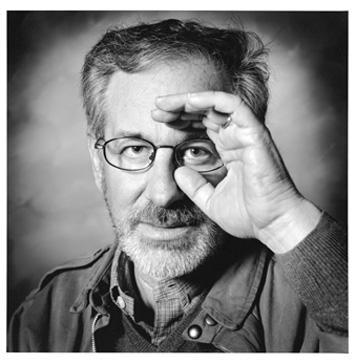 O presidente do júri: Steven Spielberg (photo by goodfellasmovie.blogspot.com)