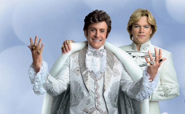 Michael Douglas literalmente brilha em Behind the Candelabra ao lado de Matt Damon. Chances no Oscar 2014?