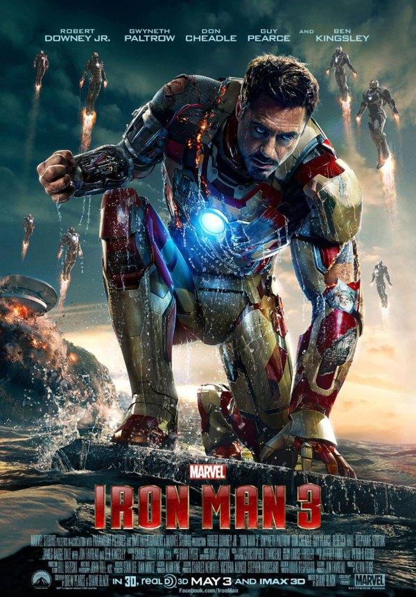 Pôster de Homem de Ferro 3