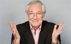 O crítico de cinema Barry Norman