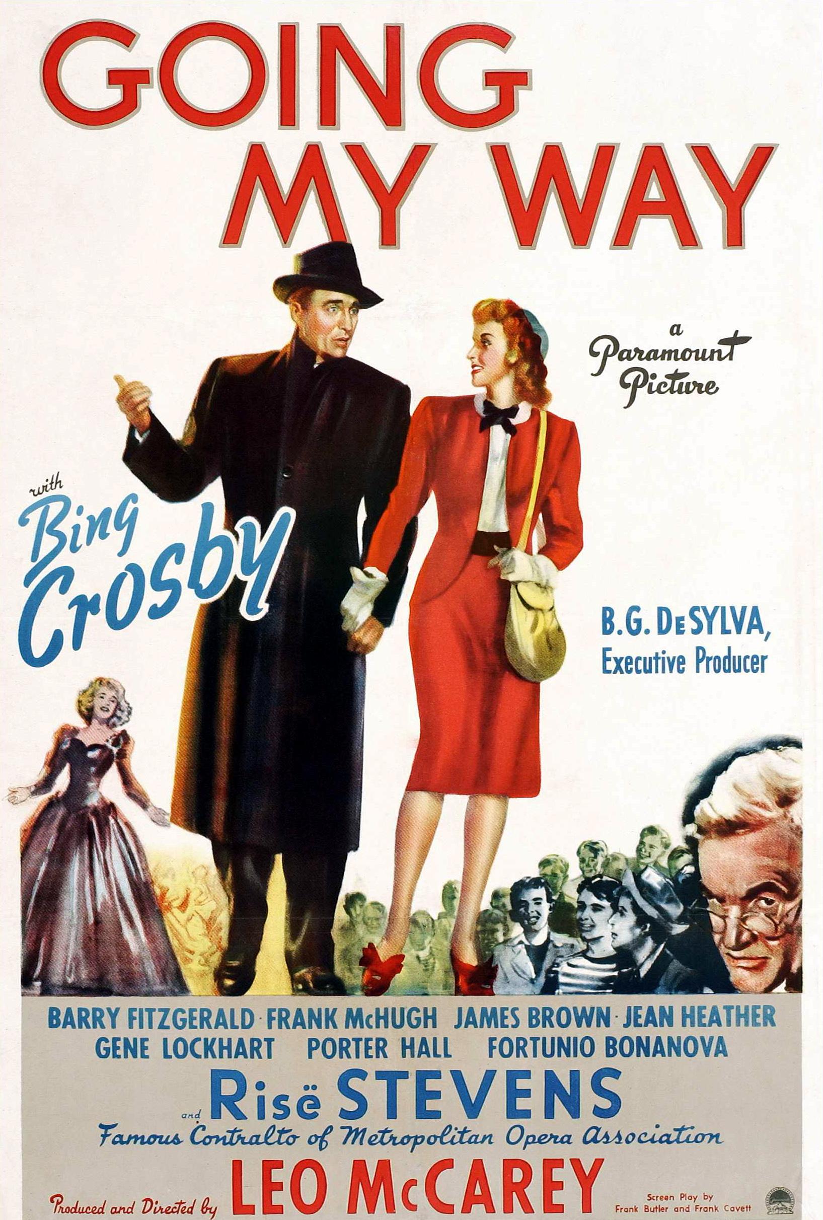 O Bom Pastor (Going My Way), de Leo McCarey