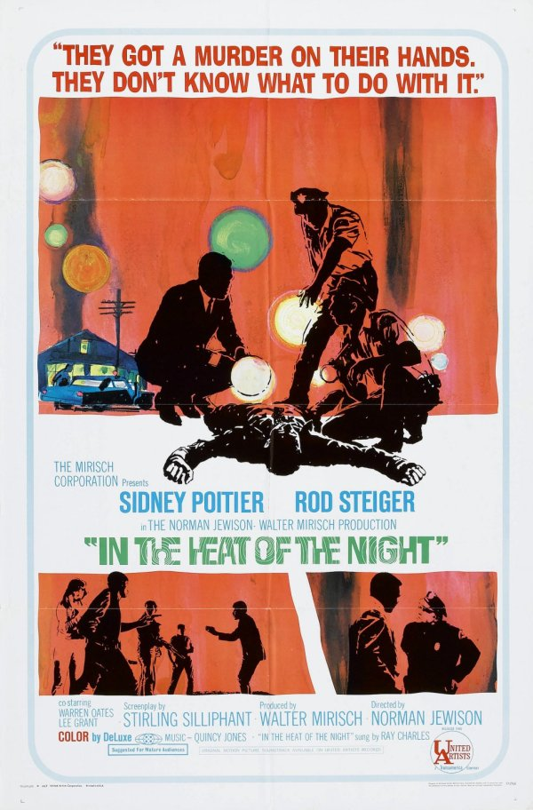 No Calor da Noite, de Norman Jewison