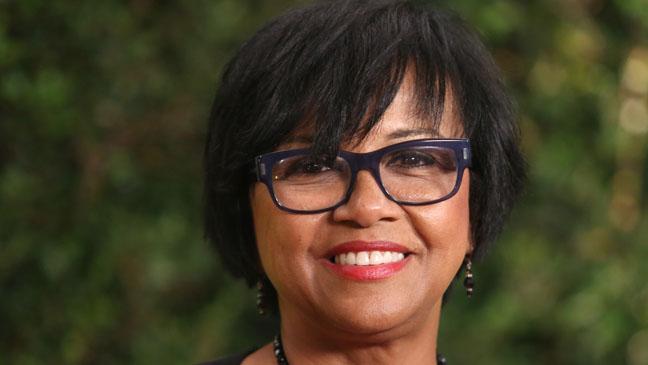 A nova presidente da Academia: Cheryl Boone Isaacs (photo by Getty Images)