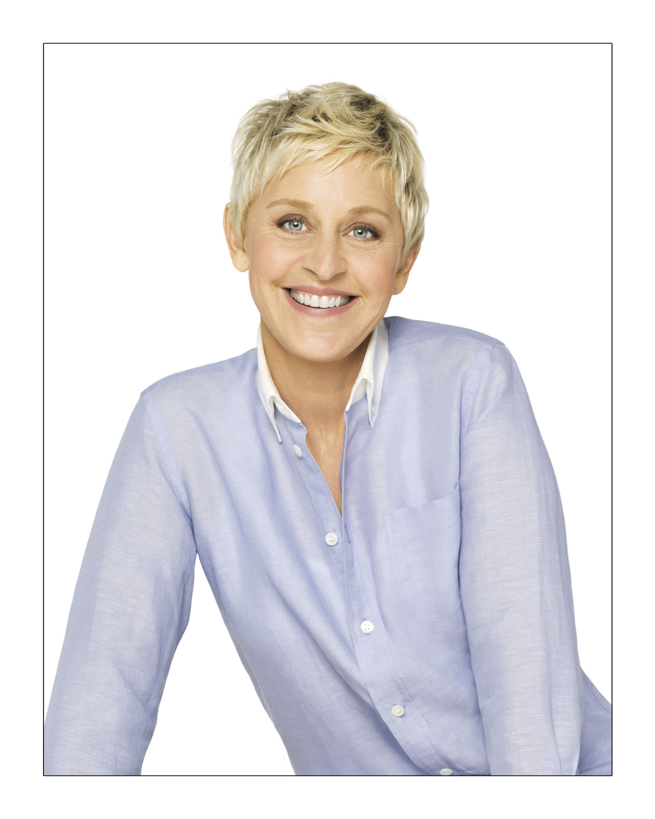 Ellen DeGeneres apresentará o Oscar pela segunda vez!