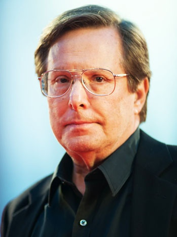 O homenageado diretor William Friedkin