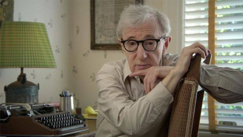 Aos 77 anos, Woody Allen recebe honraria do Globo de Ouro (photo by www.elperiodicodearagon.com)