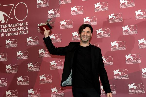 O diretor grego Alexandros Avranas: Vencedor do Leão de Prata no último Festival de Veneza (photo by www.kinetophone.com)