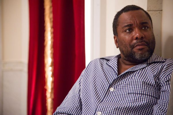 O diretor Lee Daniels no set de O Mordomo da Casa Branca (photo by www.outnow.ch)