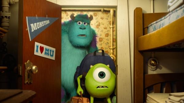 Universidade Monstros: vaga cativa no Oscar 2014