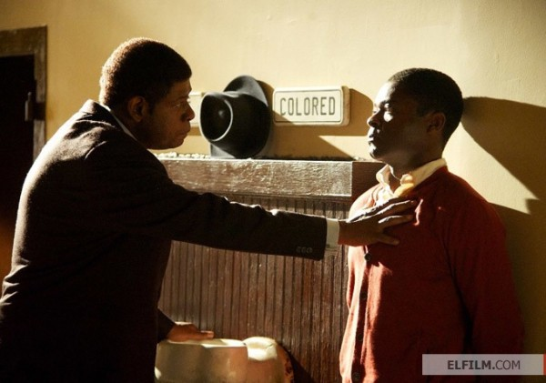 Forest Whitaker e David Oyelowo têm um duelo de idealismos interessante (photo by www.elfilm.com)