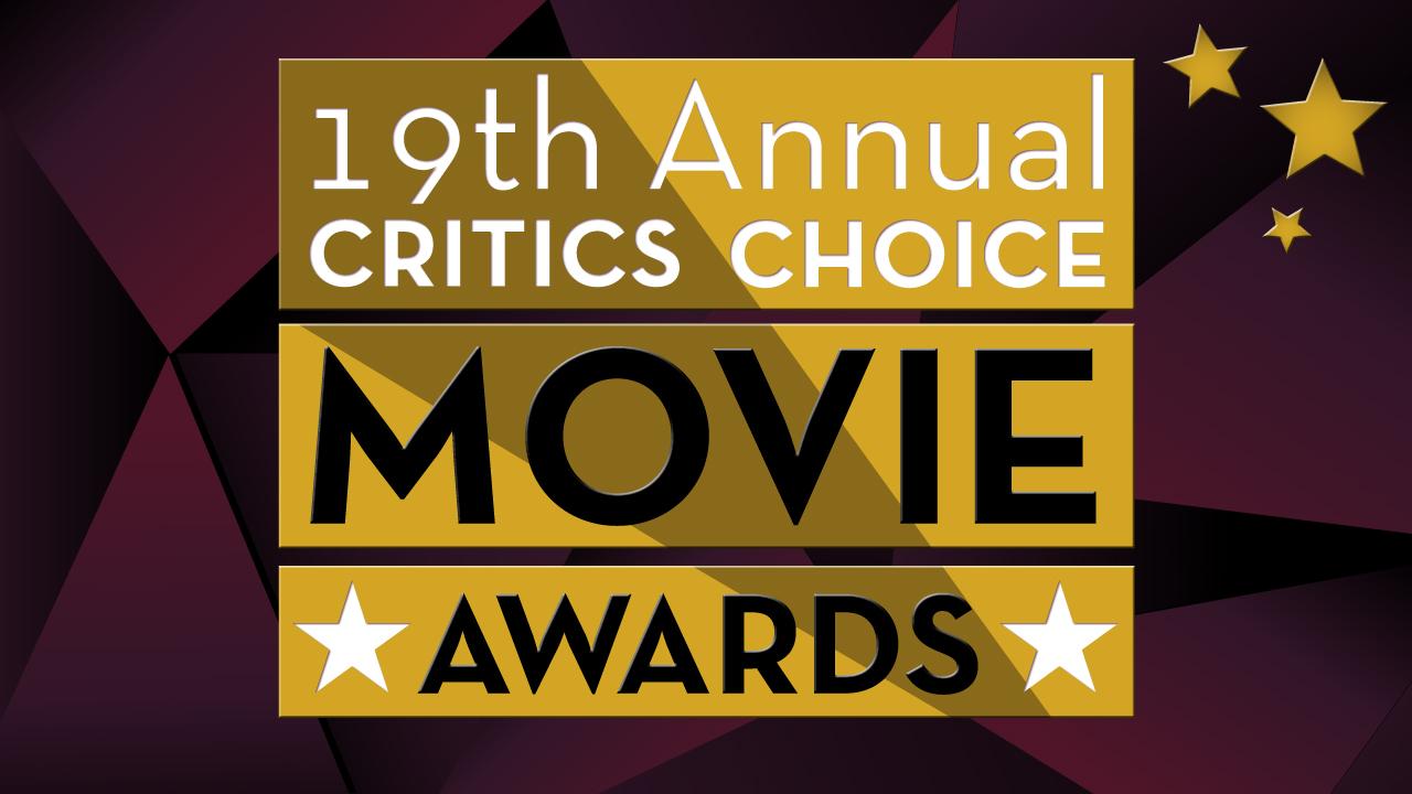 Critics' Choice Awards 2014 (art by clevver.com)