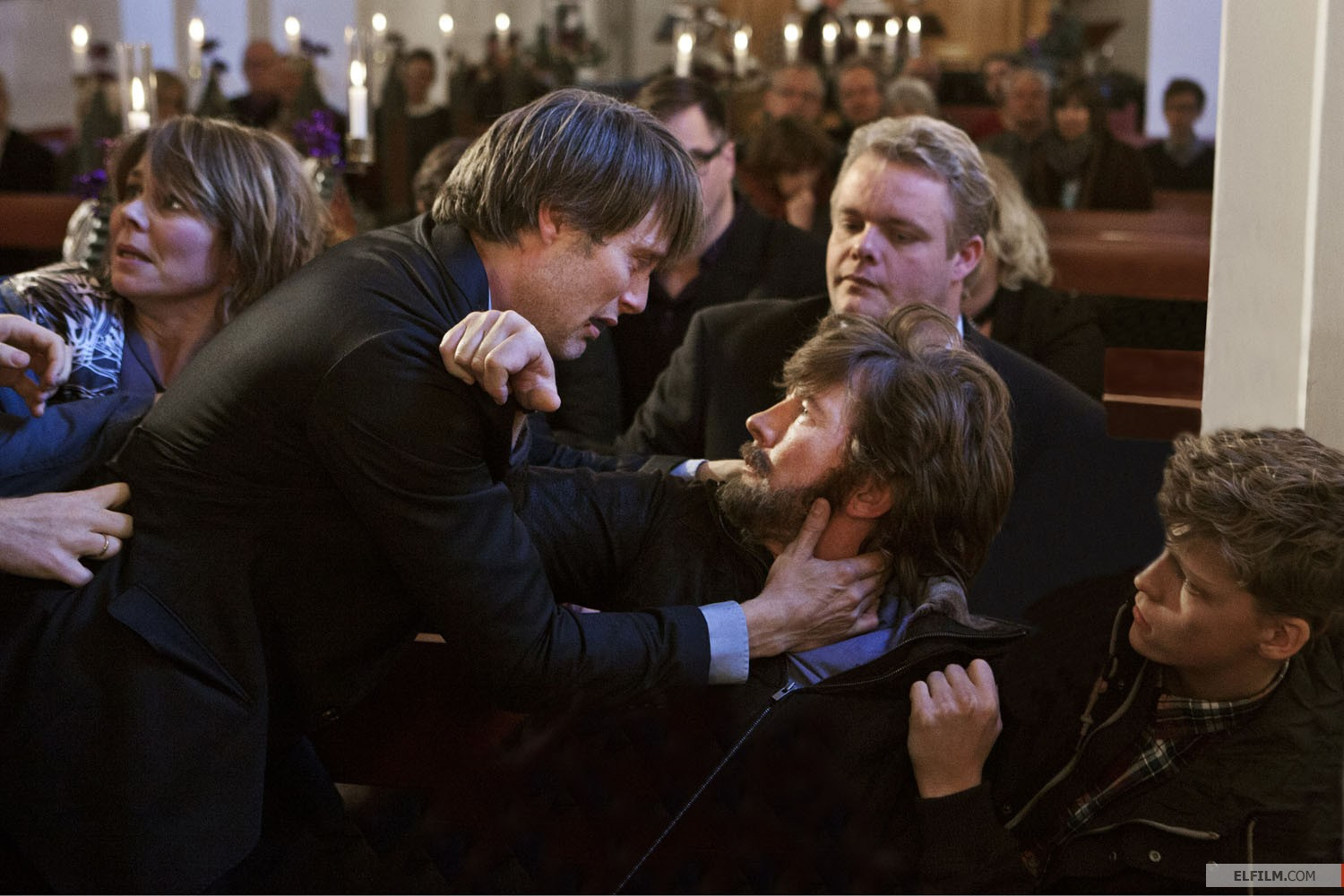 DINAMARCA: A Caça, de Thomas Vinterberg (photo by www.elfilm.com)