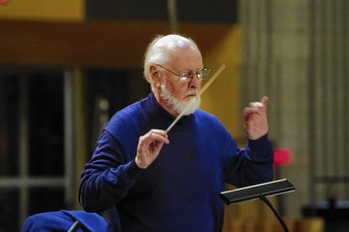O maestro e compositor John Williams (photo by www.jwfan.com)