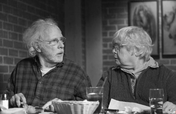 Bruce Dern e June Squibb confirmam talento de Alexander Payne ao receberem indicações por Nebraska (photo by www.elfilm.com)