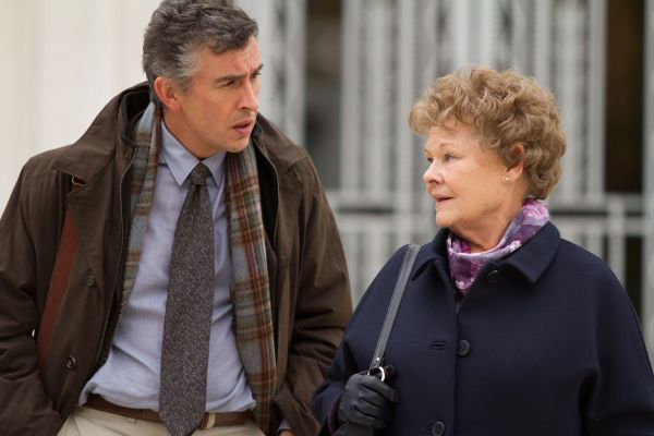 3 indicações para Philomena, de Stephen Frears... (photo by www.outnow.ch)