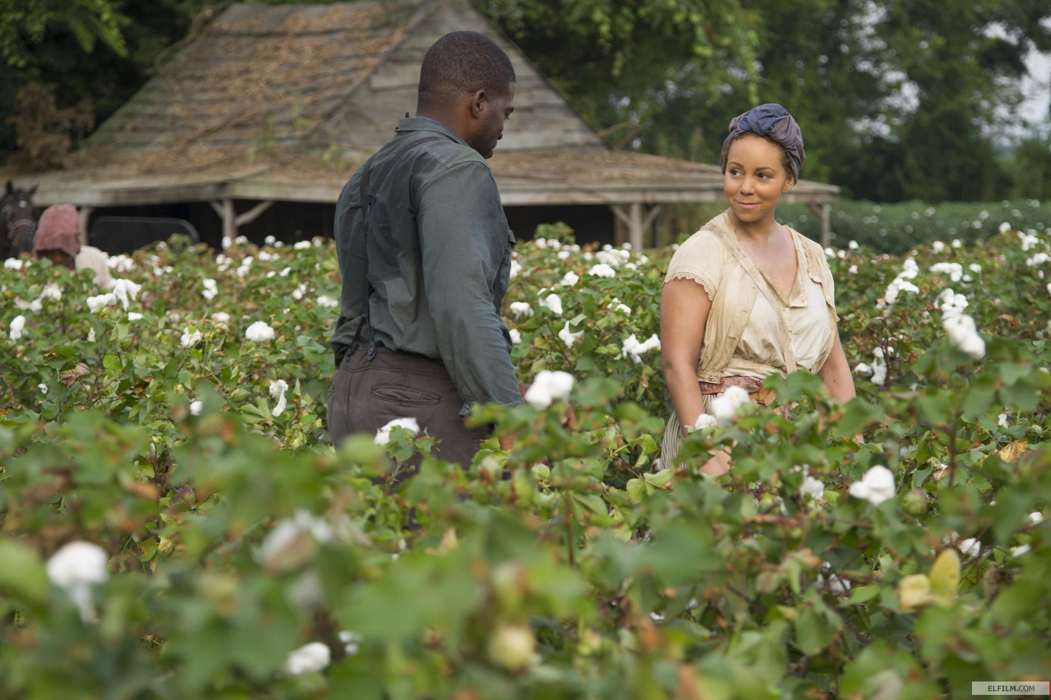 Mariah Carey vive uma escrava em O Mordomo da Casa Branca (photo by www.elfilm.com)